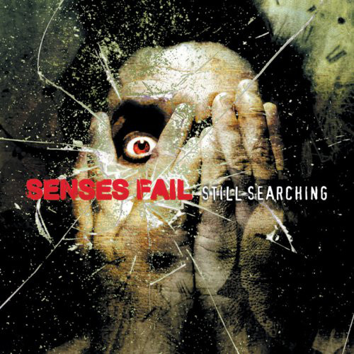 Senses Fail Still Searching CD
