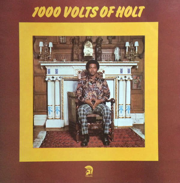Holt, John 1000 Volts Of Holt Vinyl
