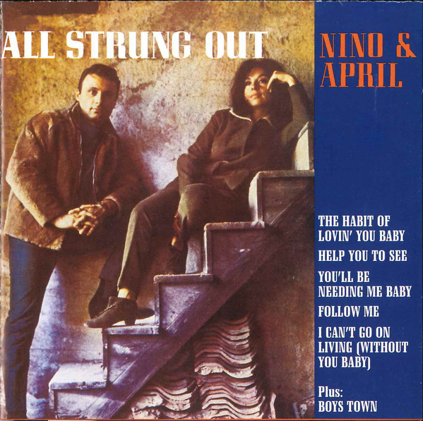 Nino & April All Strung Out CD