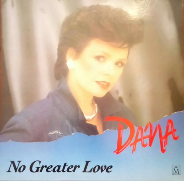 Dana No Greater Love Vinyl