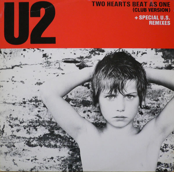 U2 Two Hearts Beat As One (Club Version)