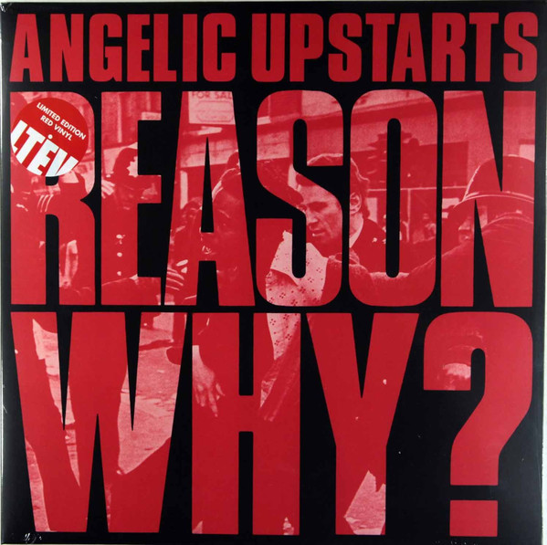 Angelic Upstarts Reason Why?