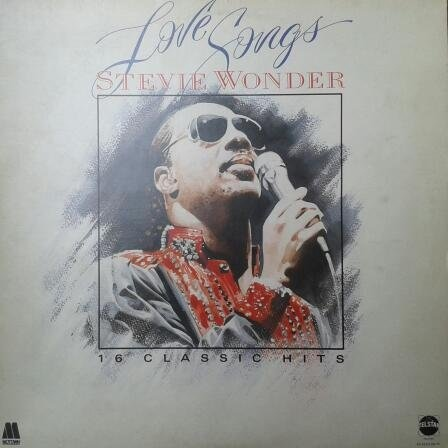 Wonder, Stevie Love Songs