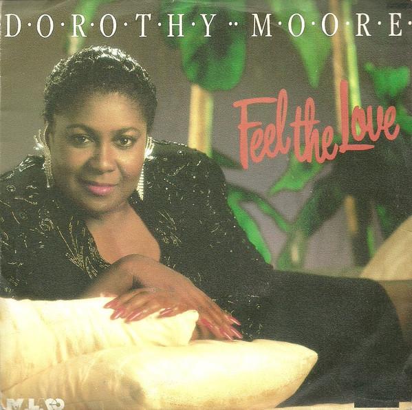 Moore, Dorothy Feel The Love Vinyl
