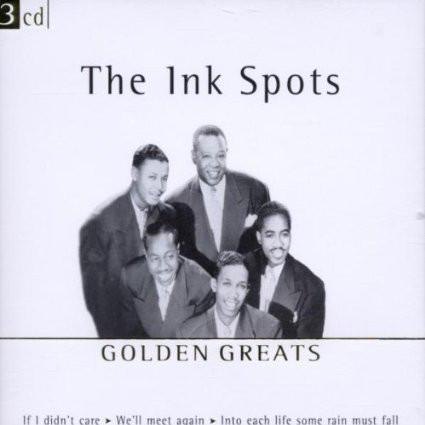 The Inkspots Golden Greats Vinyl
