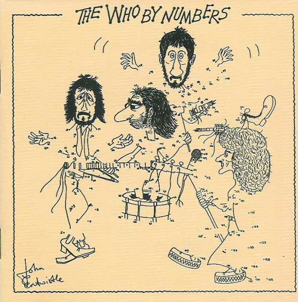 Who, The The Who By Numbers
