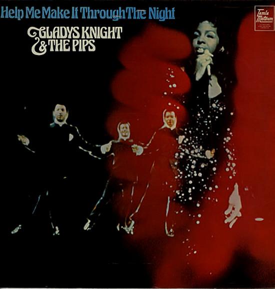 Knight, Gladys & The Pips Help Me Make It Through The Night Vinyl