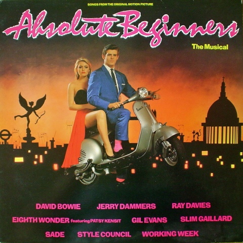 Various Artists Absolute Beginners (Songs From The Original Motion Picture)