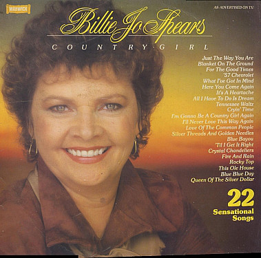 Spears, Billie Jo Country Girl