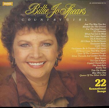 Spears, Billie Jo Country Girl Vinyl