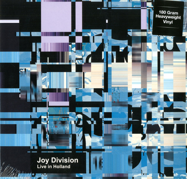 Joy Division Live In Holland Vinyl