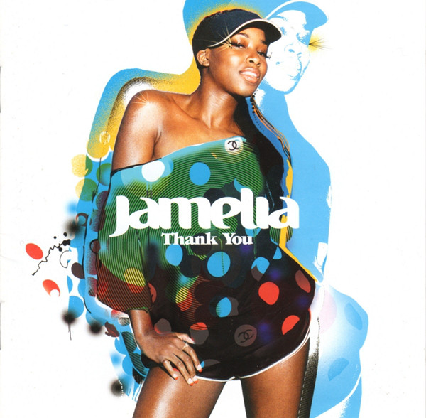 Jamelia Thank You CD