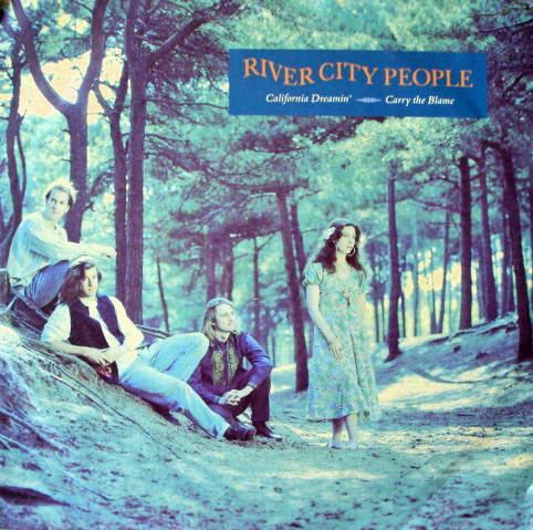 River City People California Dreamin' / Carry The Blame
