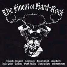 Various The Finest Of Hard-Rock (Vol. 1)