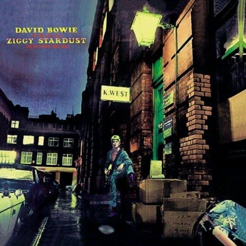 Bowie, David Ziggy Stardust