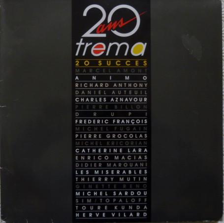 Various 20 Ans Trema 20 Succes