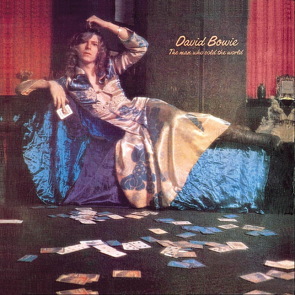 Bowie, David The Man Who Sold The World CD