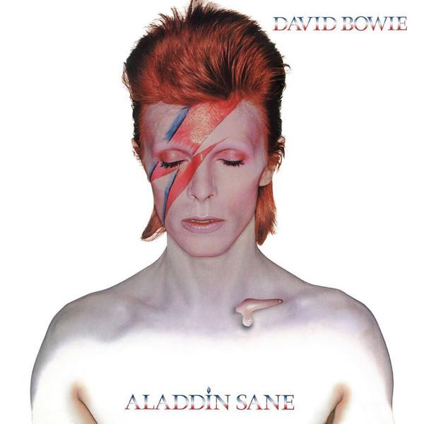 Bowie, David Aladdin Sane