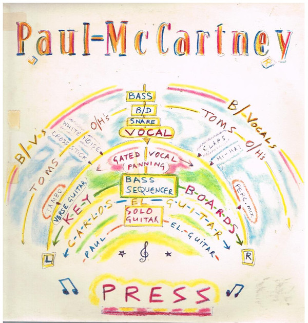 McCartney Paul Press