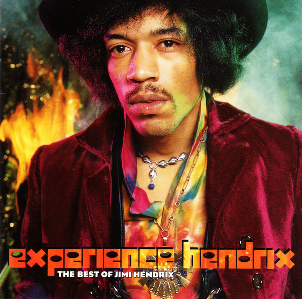 Hendrix, Jimi The Best Of Jimi Hendrix - Experience Hendrix