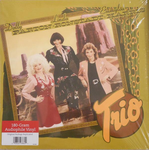 Dolly Parton, Linda Ronstadt, Emmylou Harris Trio