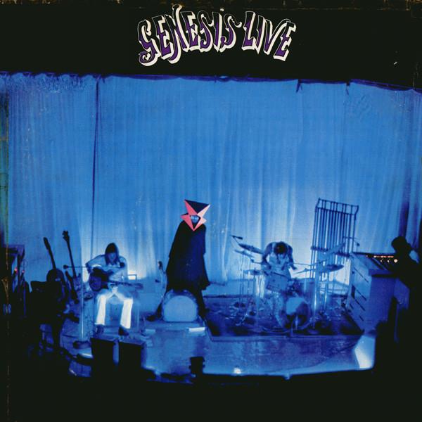 Genesis Genesis Live
