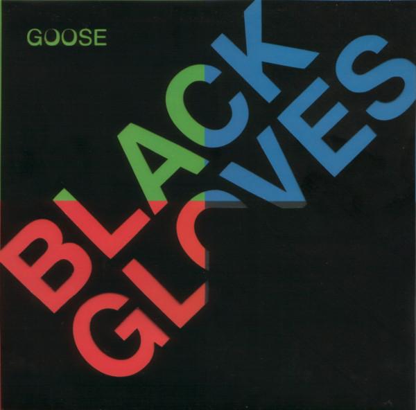 Goose Black Gloves Vinyl