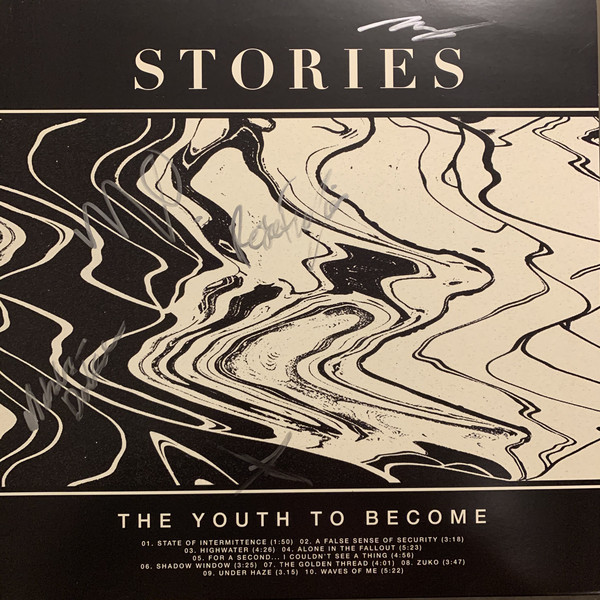 Stories The Youth To Become Vinyl