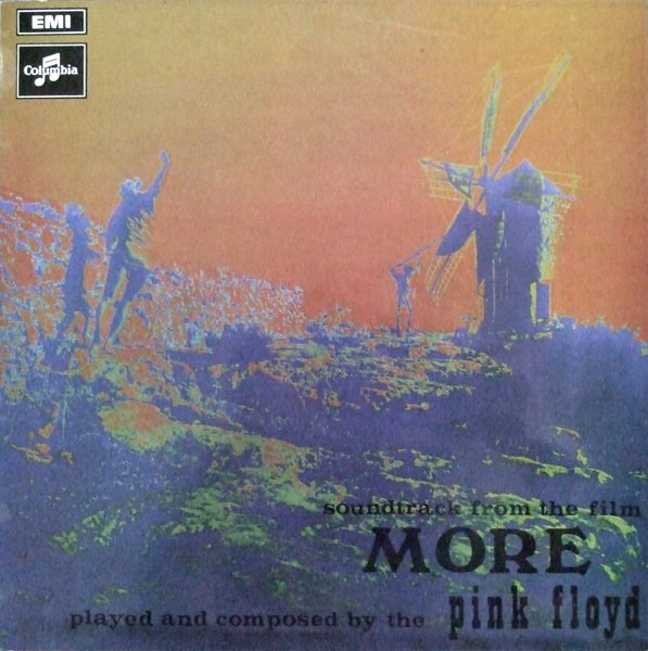 Pink Floyd Soundtrack From The Film More