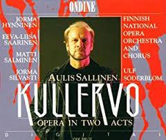 Sallinen - Finnish National Opera Orchestra And Chorus, Ulf Söderblom Kullervo CD