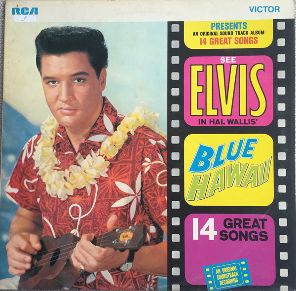 Presley, Elvis Blue Hawaii