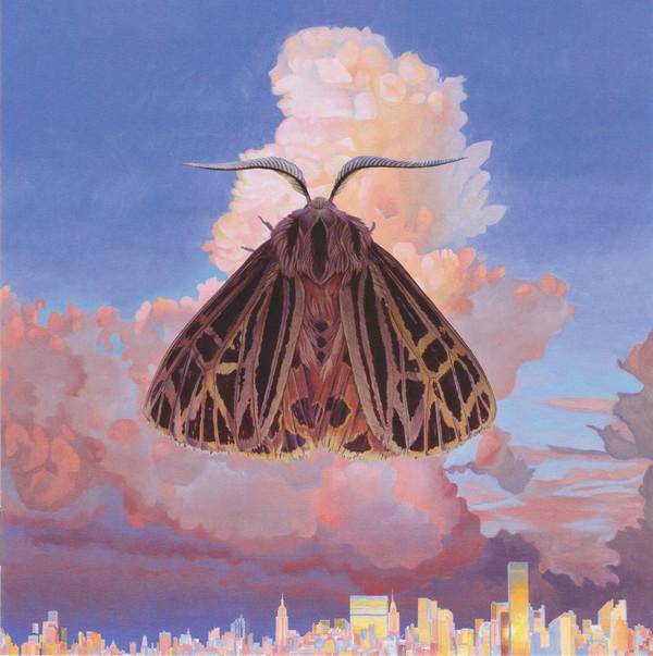 Chairlift Moth Vinyl