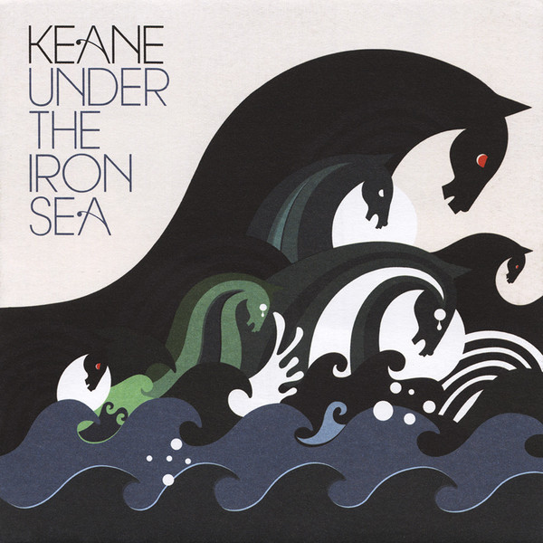 Keane Under The Iron Sea CD