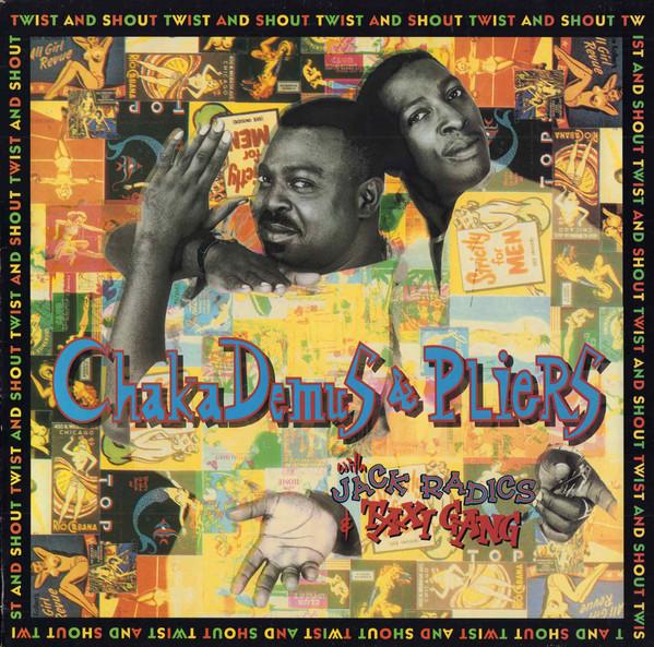 Chaka Demus & Pliers & The Taxi Gang Twist And Shout / Rhythm Killer Vinyl