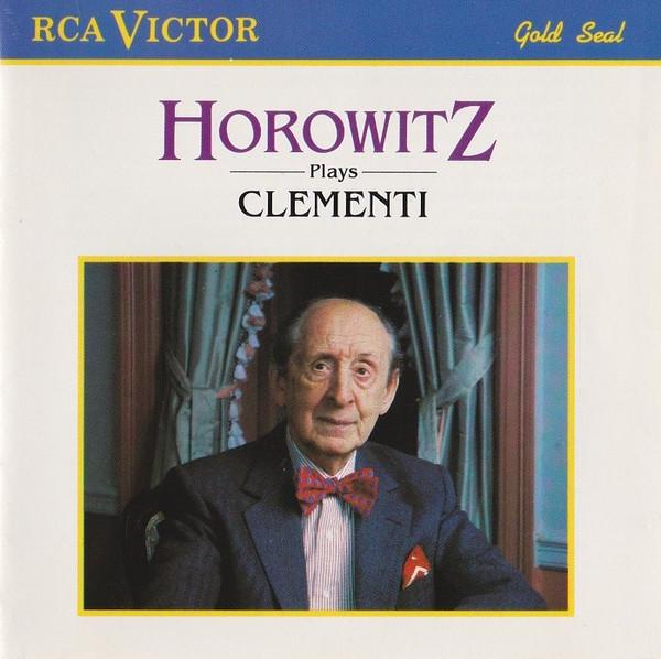 Clementi - Vladimir Horowitz Horowitz Plays Clementi Vinyl
