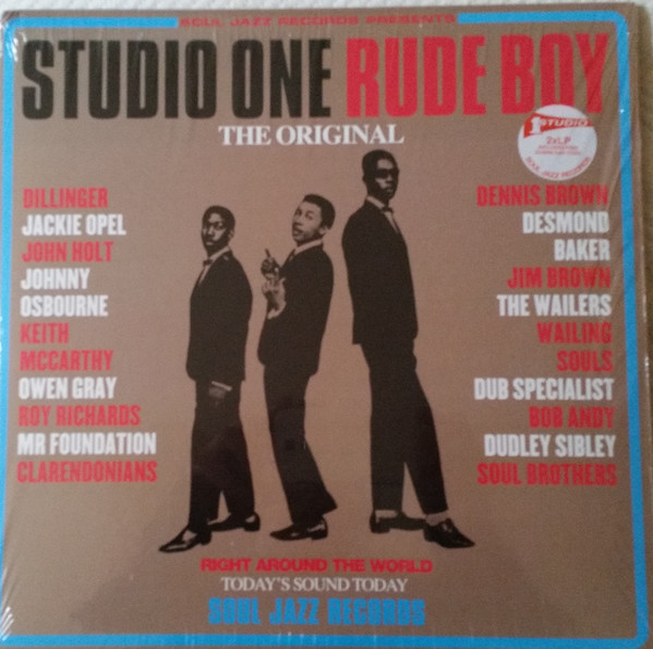 Various Studio One Rude Boy