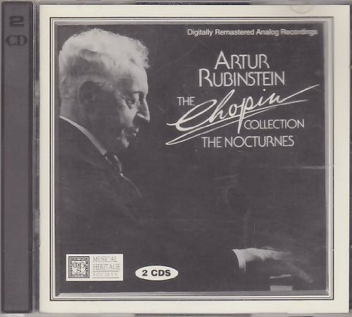 Chopin - Artur Rubinstein The Chopin Collection - Nocturnes Vinyl