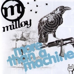 Milloy More Than A Machine CD