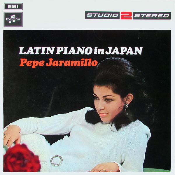 Jaramillo, Pepe Latin Piano in Japan