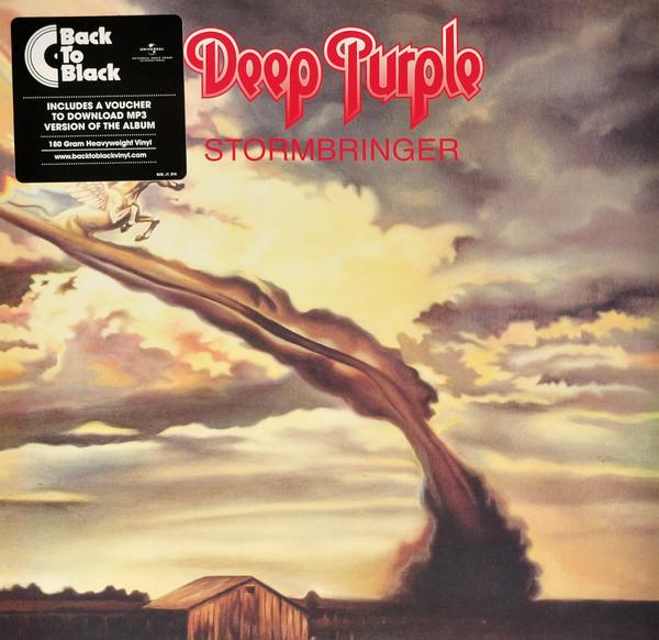 Deep Purple Stormbringer Vinyl