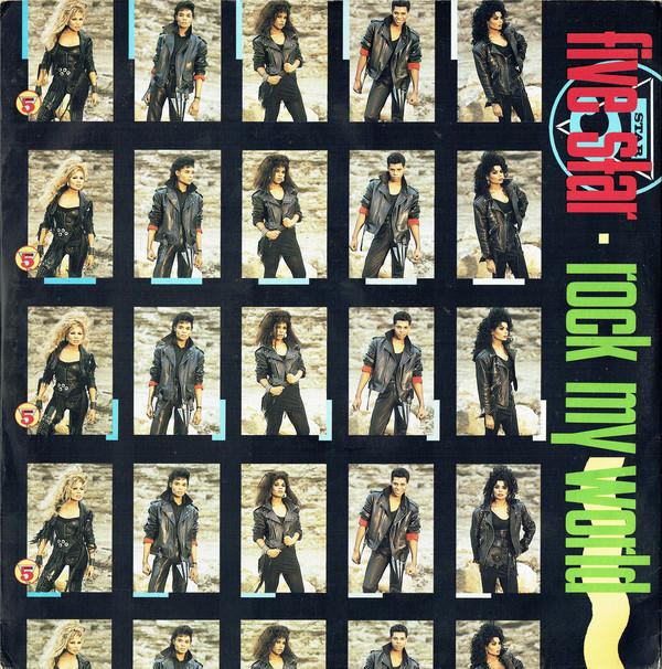 Five Star Rock My World Vinyl
