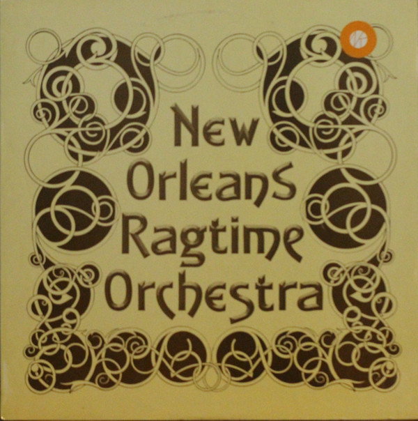 New Orleans Ragtime Orchestra New Orleans Ragtime Orchestra Vinyl