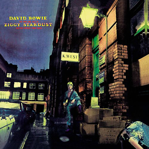 Bowie David Ziggy Stardust