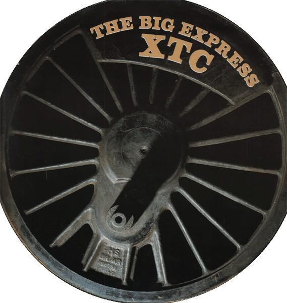 XTC The Big Express Vinyl