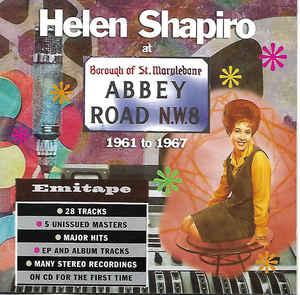 Shapiro, Helen Helen Shapiro At Abbey Road 1961 to 1967
