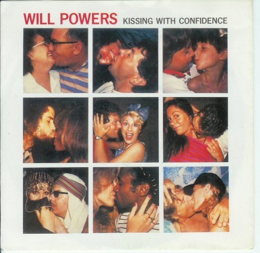 Will Powers Kissing With Confidence