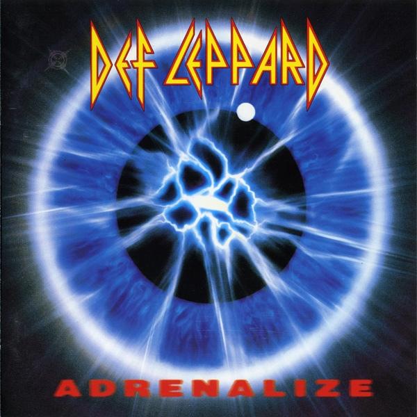 Def Leppard Adrenalize Vinyl