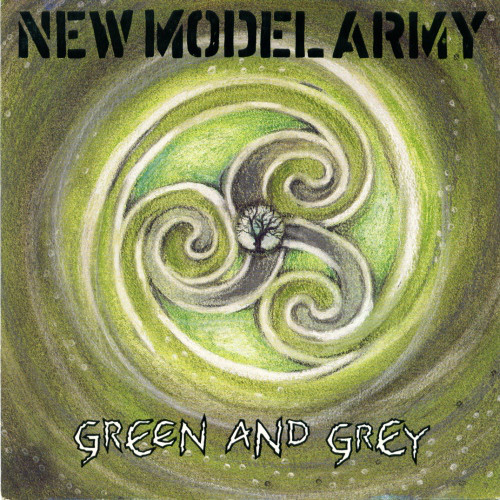 New Model Army Green and Grey
