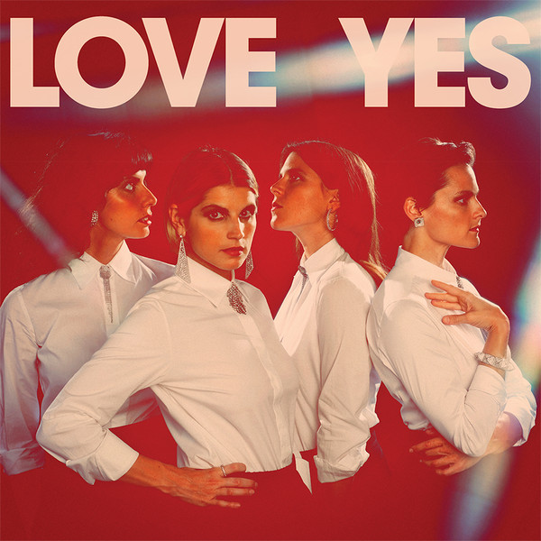 Teen Love Yes Vinyl