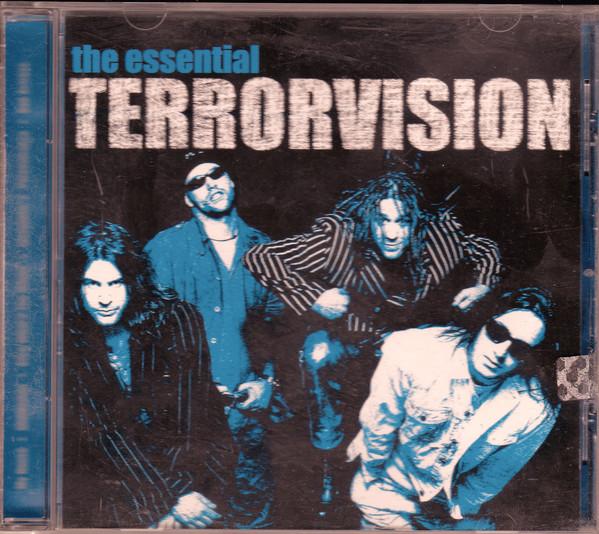 Terrorvision The Essential Terrorvision CD